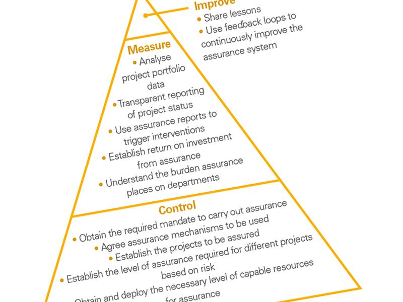 NAO's basic digital maturity model
