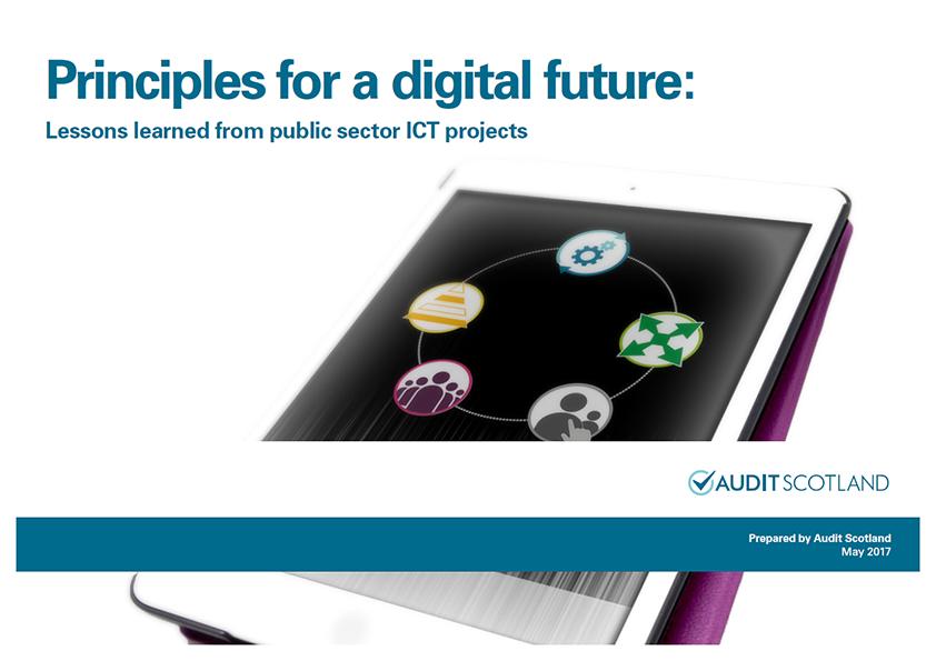 Principles for a digital future