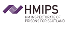 HM Inspectorate of Prisons for Scotland logo