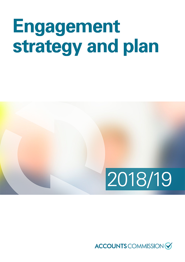 View Accounts Commission Engagement strategy and plan 2018/19