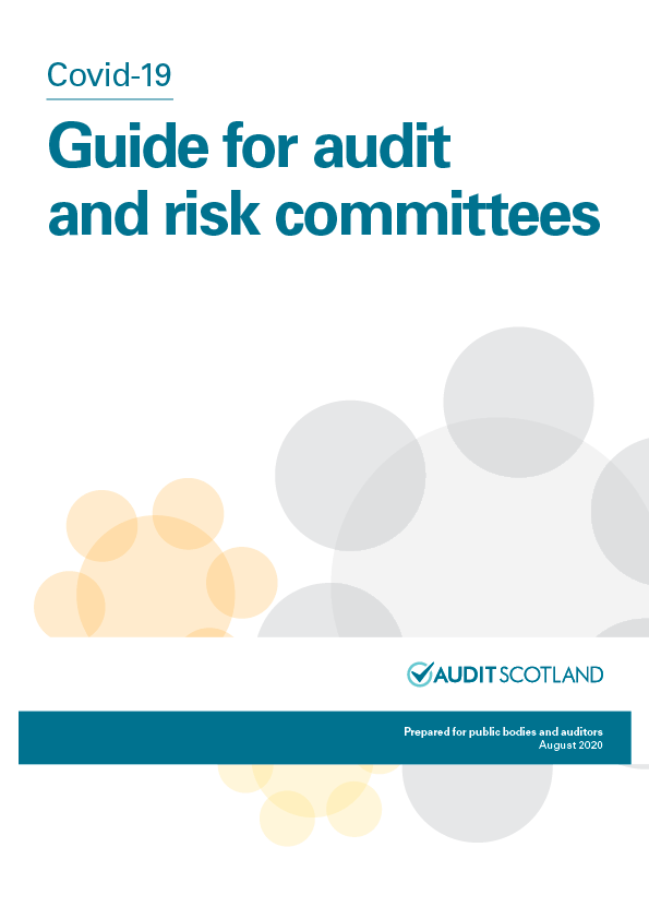 View Covid-19: Guide for audit and risk committees