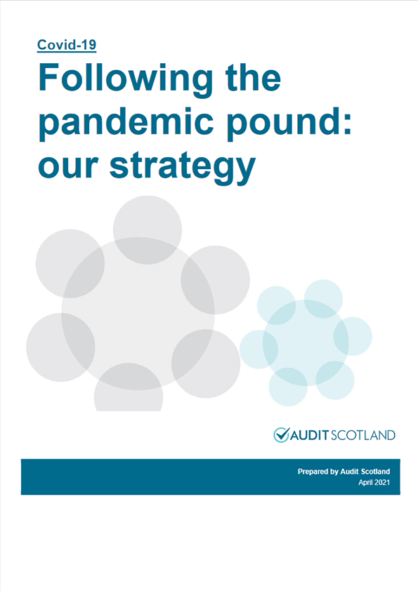 View Covid-19: Following the pandemic pound: our strategy