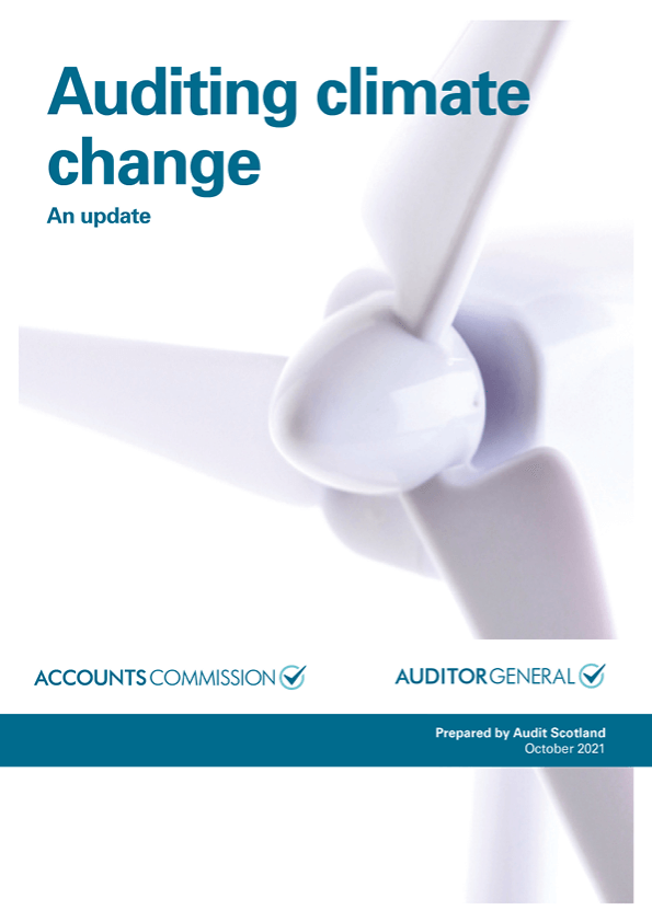 View Auditing climate change: An update