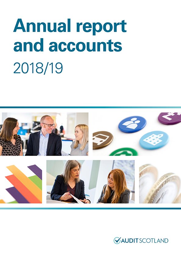 View Annual report and accounts 2018/19