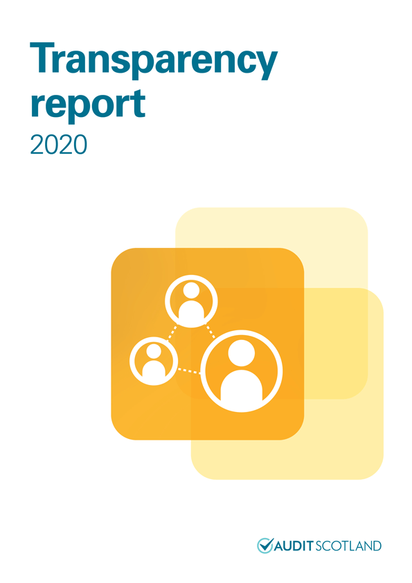 View Transparency report 2020