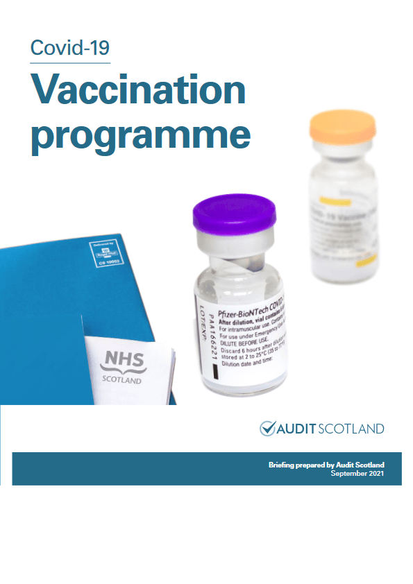 View Covid-19: Vaccination programme