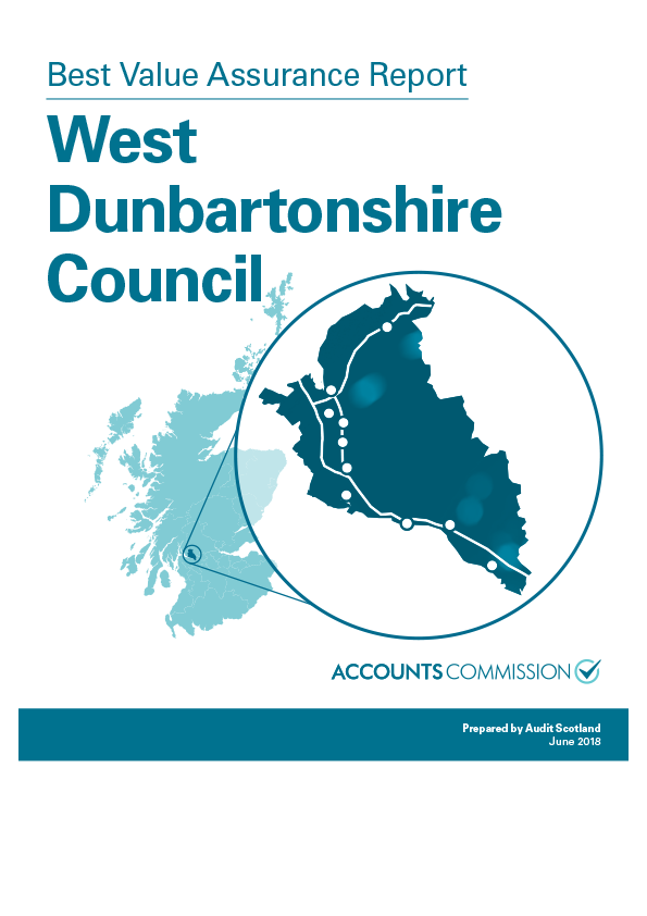 View Best Value Assurance Report: West Dunbartonshire Council