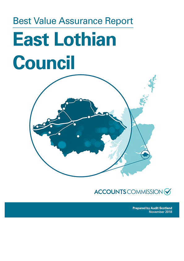 View Best Value Assurance Report: East Lothian Council