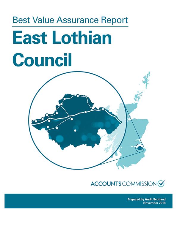 View Best Value Assurance Report: East Lothian Council