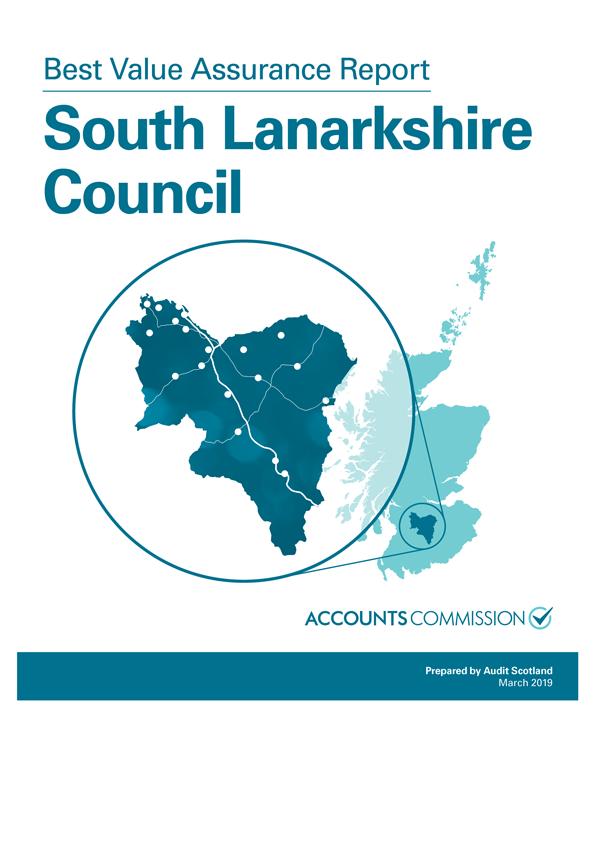 Best Value South Lanarkshire