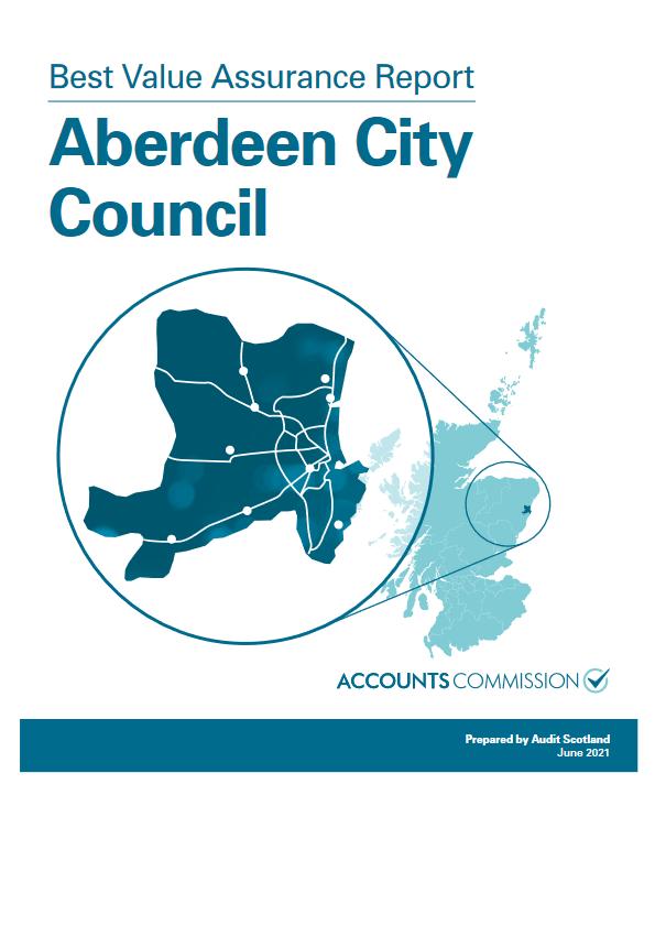 View Best Value Assurance Report: Aberdeen City Council
