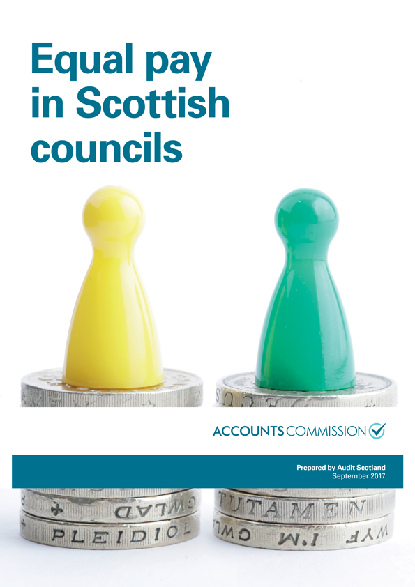 Equal pay in Scottish councils