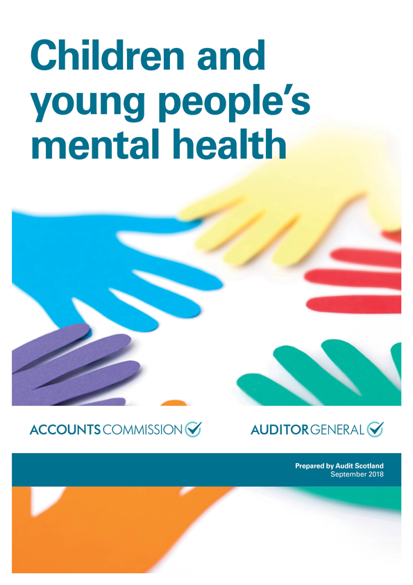 View Children and young people's mental health