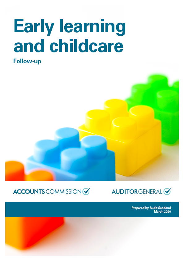 Early learning and childcare: follow up
