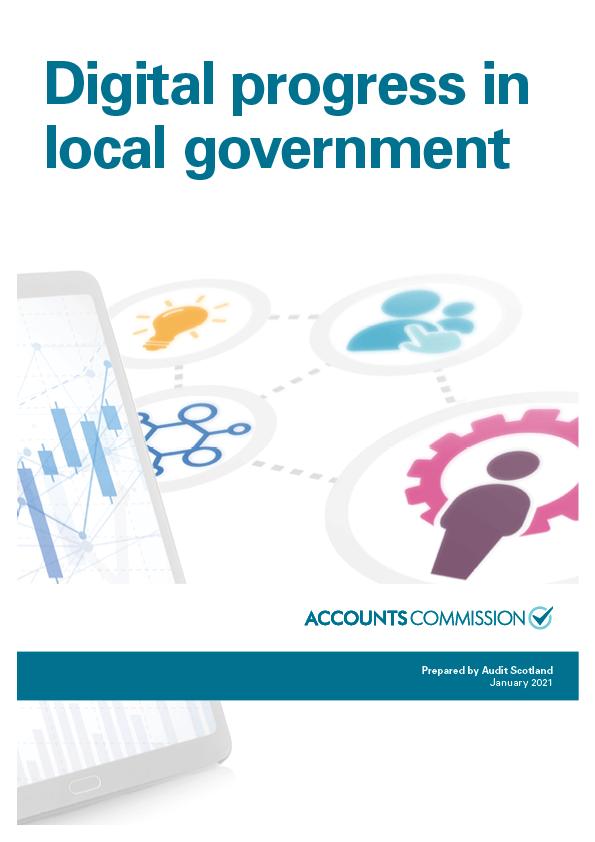 View Digital progress in local government
