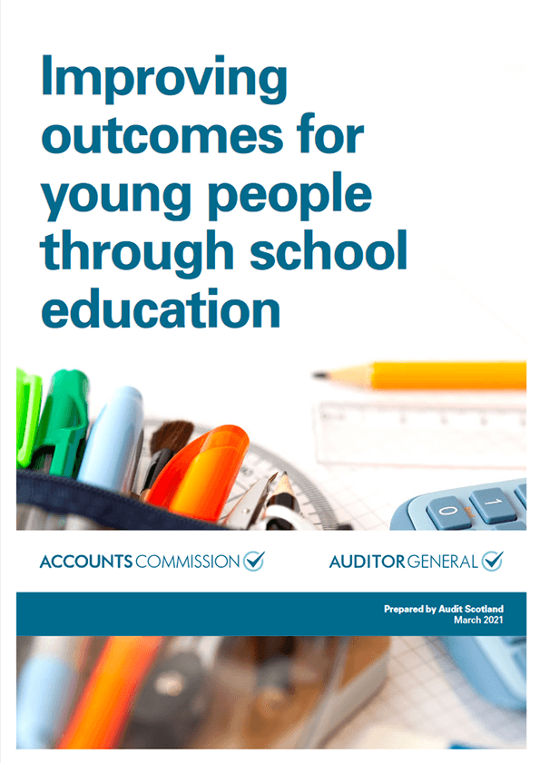 View Improving outcomes for young people through school education