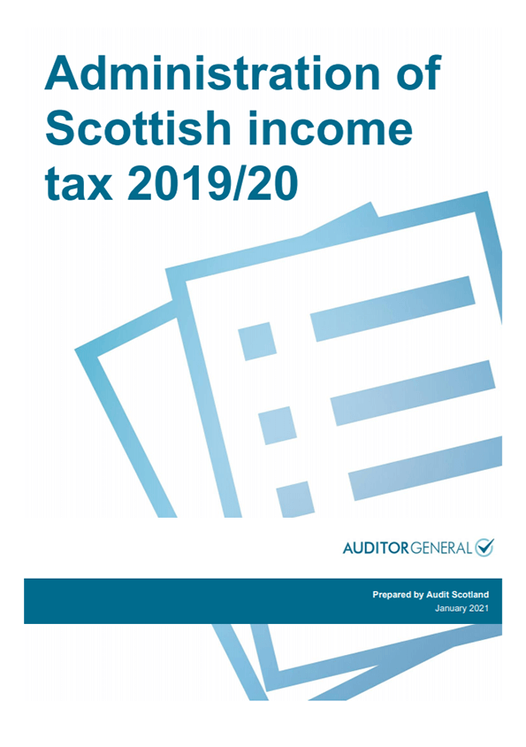 View Administration of Scottish income tax 2019/20