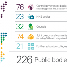 Public bodies audited