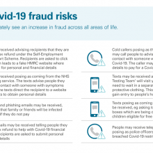 Wider Covid-19 fraud risks