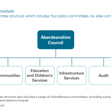 Council committee structure