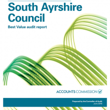 South Ayrshire Council: Best Value audit report