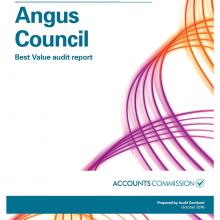 Angus Council: Best Value audit report