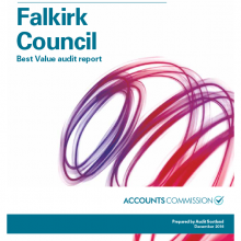 Falkirk Council: Best Value audit report