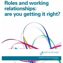 How councils work: an improvement series for councillors and officers - Roles and working relationships: are you getting it right?