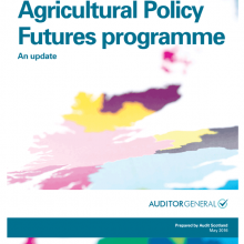 Common Agricultural Policy Futures programme: an update