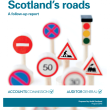 Maintaining Scotland's roads: a follow-up report