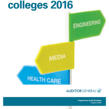 Scotland's colleges 2016