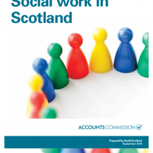 Social work in Scotland