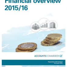Local government in Scotland: Financial overview 2015/16