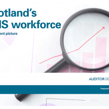 Scotland's NHS workforce