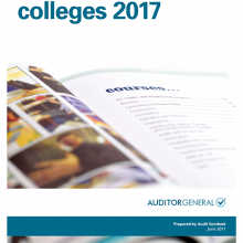 Scotland's colleges 2017