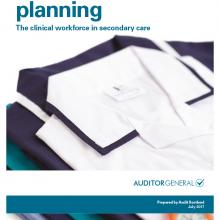 NHS workforce planning