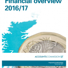 Local government in Scotland: Financial overview 2016/17