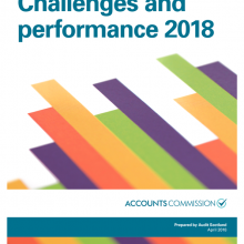 Local government in Scotland: Challenges and performance 2018