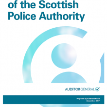 The 2016/17 audit of the Scottish Police Authority