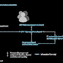 Programme governance structure