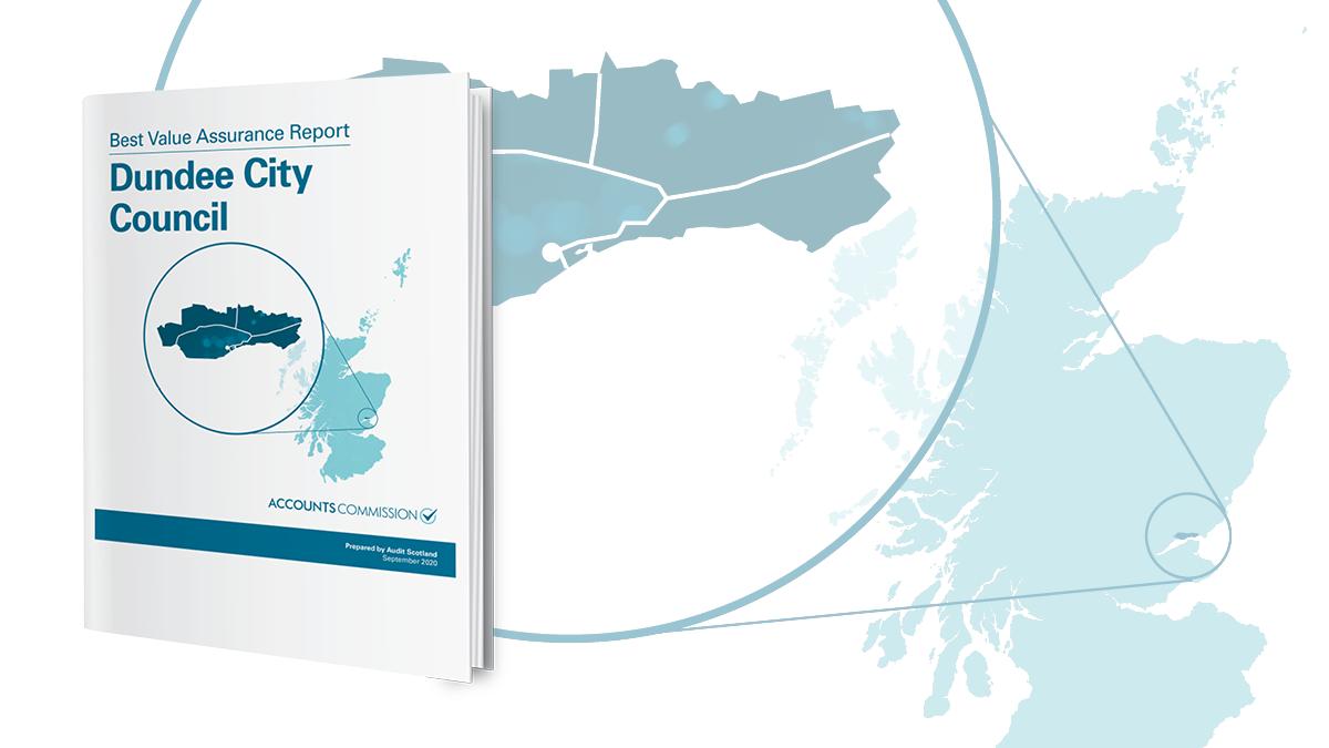 Dundee City Council Best Value Audit Report