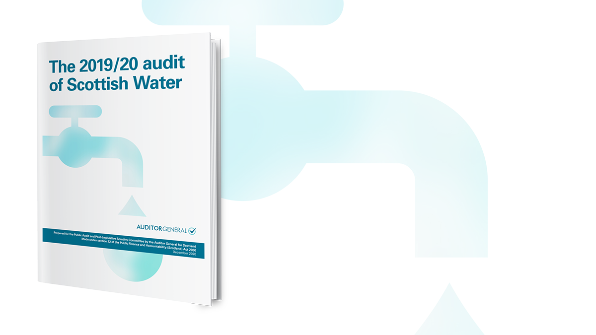 The 2019/20 audit of Scottish Water