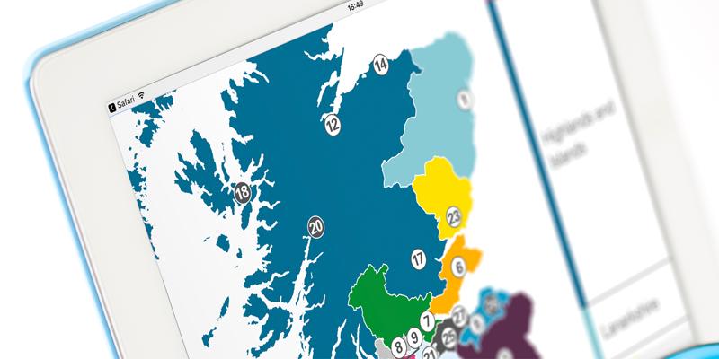 Scotland's colleges 2018