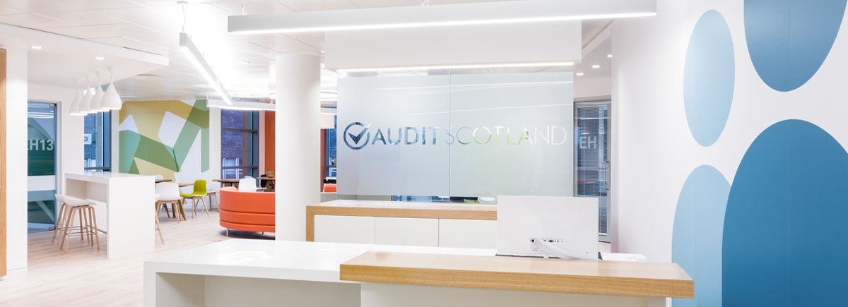 Audit Scotland offices